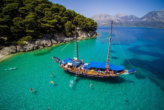 Lefkada Forgotten Islands: Full-Day...