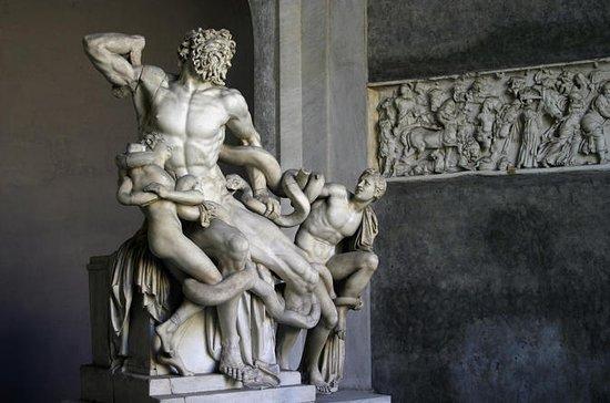 Excursão privada pelo Vaticano de...