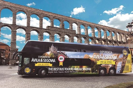 Segovia Tour With Guided Walking Tour...