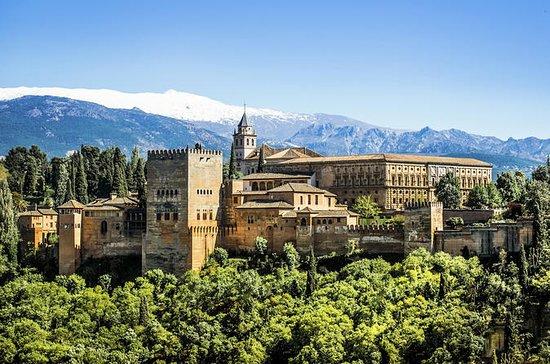 Tour guidato dell'Alhambra da Siviglia