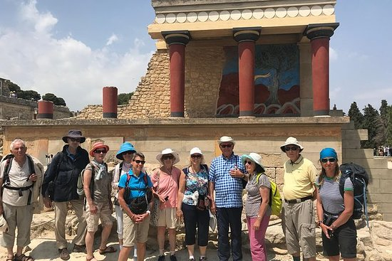 Knossos Palace & Archäologisches ...