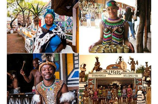 Tour culturel Lesedi