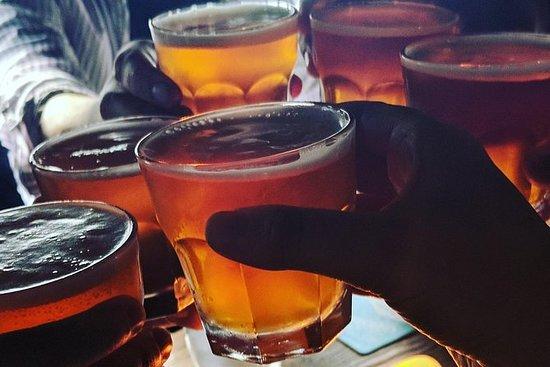Visite de la bière artisanale de...