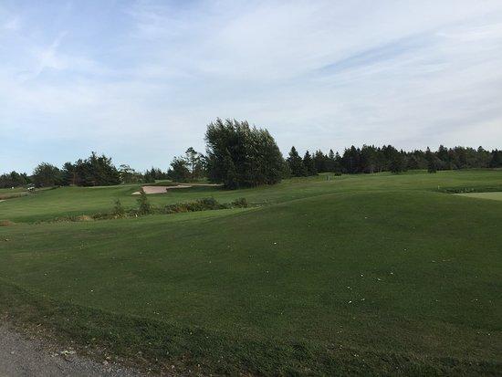 Pugwash, Καναδάς: Northumberland Links Golf Club