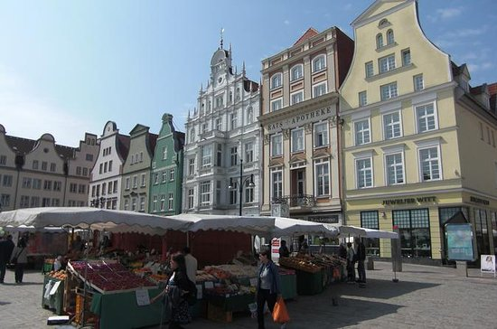 Passeio a pé privado em Rostock