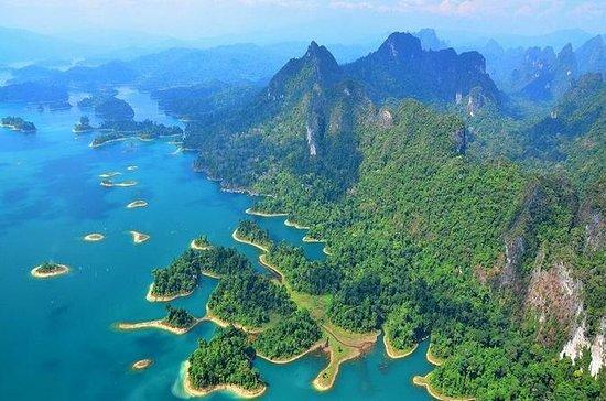 Parque Nacional Khao Sok-Cheow Lan...