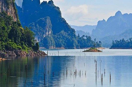 Viaje al Parque Nacional de Khao Sok...