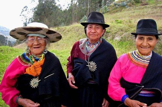 Esperienza comunitaria indigena di