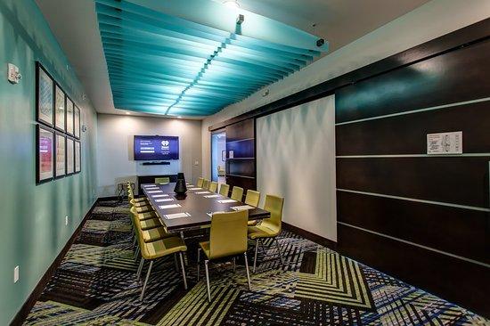 Gatesville, TX: Meeting room