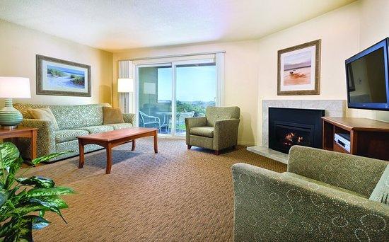 Ocean Park, WA: Guest room