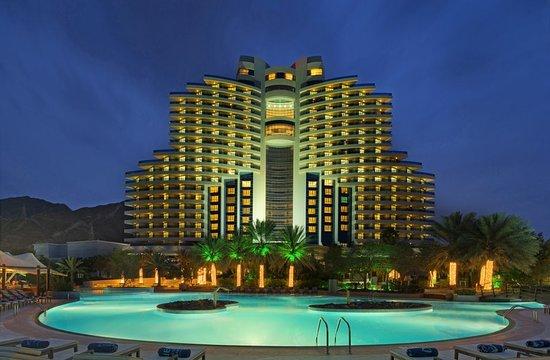 Best Hotel In Starwood Group In Uae Review Of Le Meridien Al Aqah