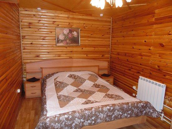 Uvildy, Russia: комната в коттедже_1