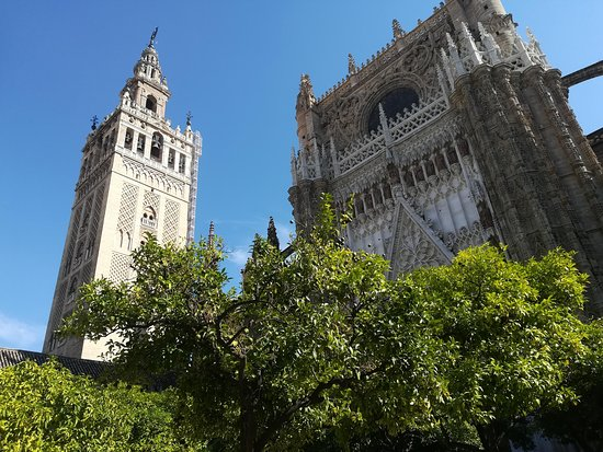 Sevilla and you