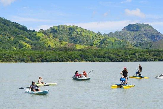 Kauai Acua Park Adventures