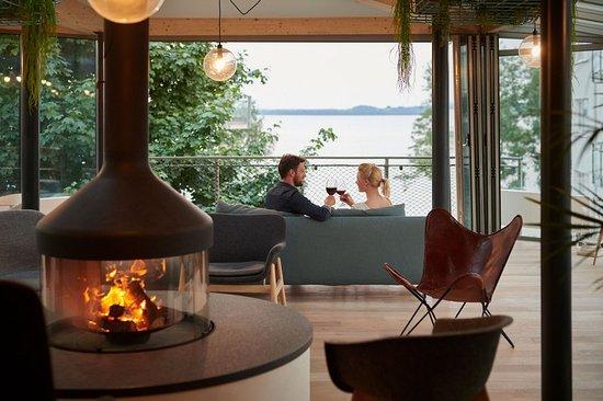 Ascheberg, Germany: Bar/Lounge