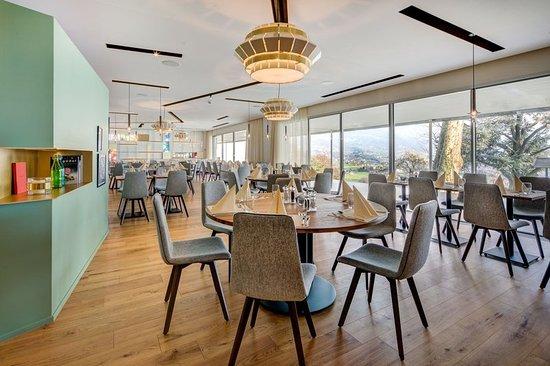 Jongny, สวิตเซอร์แลนด์: Restaurant