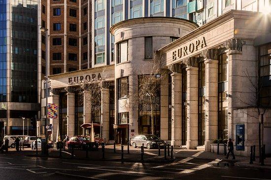 Europa Hotel Belfast Now 99 Was 1 5 3 Updated 2018