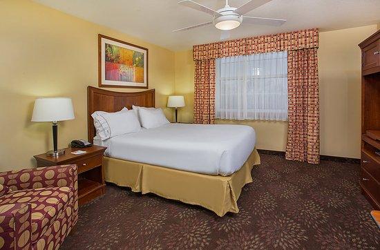 Fort Knox, เคนตั๊กกี้: Guest room