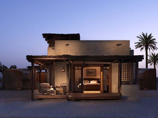 Sir Bani Yas Island, United Arab Emirates: Guest room