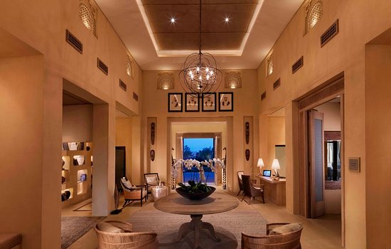 Sir Bani Yas Island, United Arab Emirates: Exterior