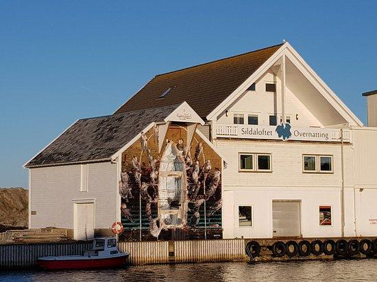 Utsira Municipality, Norwegia: Sildaloftet