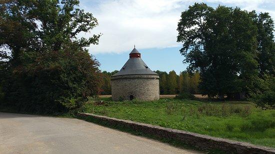 Campeneac, France: Le pigeonnier