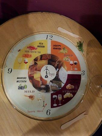 Winzige Weinbar für (potentielle) Weinliebhaber