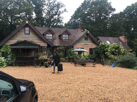 Newick, UK: Lovely b & b tucked away in beautiful countryside