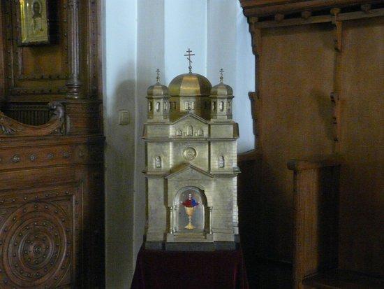 St. Nikola Church: Eksponaty