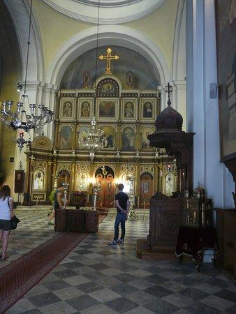 St. Nikola Church: Wnętrze