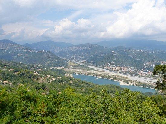 Gilette, France: Lac de Broc