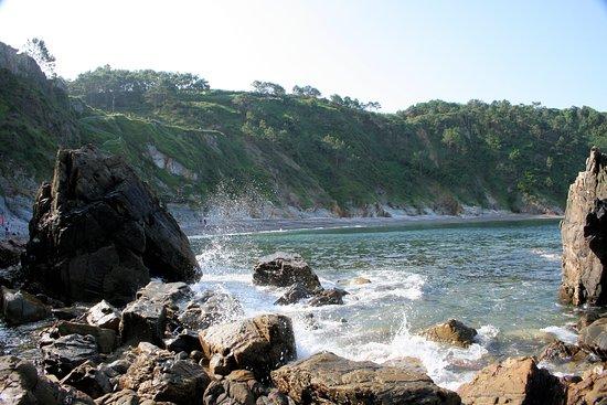 Castaneras, Spain: Playa del Silencio.