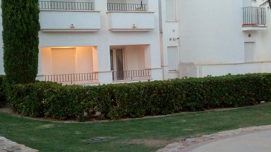 Region of Murcia, สเปน: The apartment we stayed in