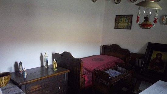 Kisnanai Var : A tájház egyik szobája