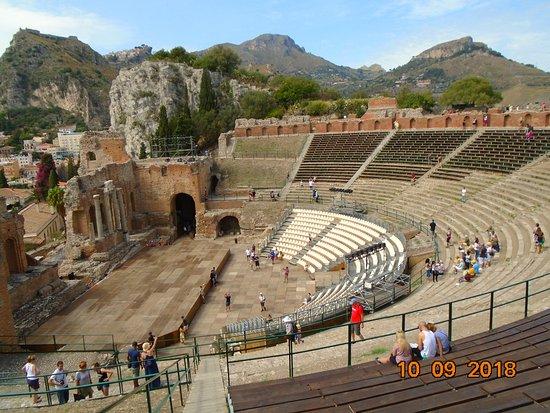 Teatro Greco: theatre