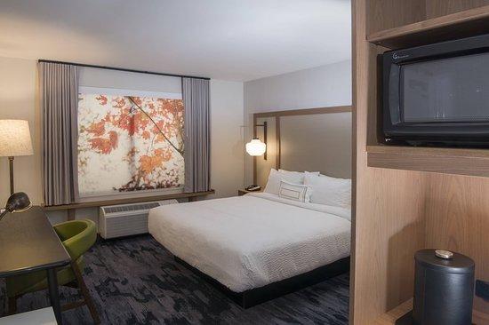 Fairfield Inn & Suites Kenosha Pleasant Prairie