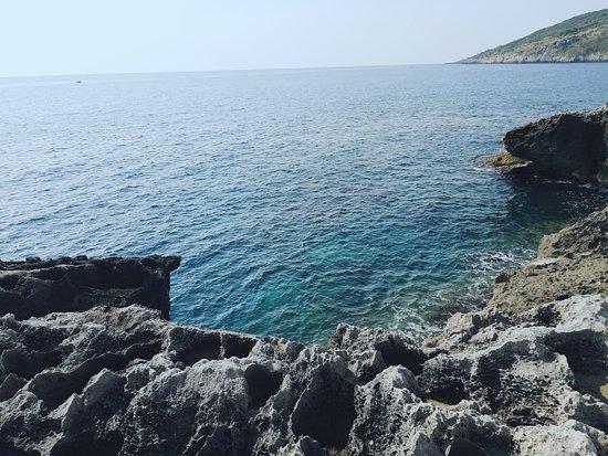 Marina Serra vista su Mare Ionio