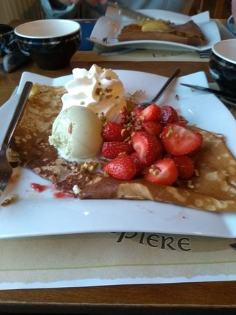Our favourite crêperie