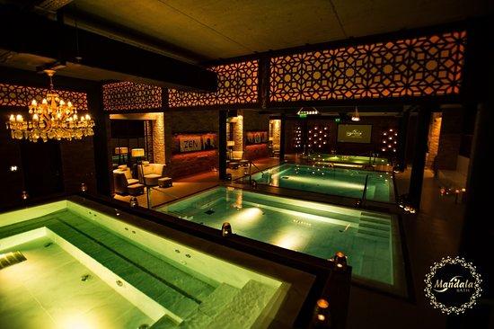Mandala Bath