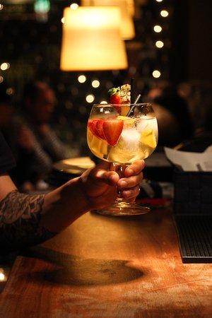 Cóctel para superar los duros días de trabajo #restaurantesbarcelona #afterworkbcn #bcndrinks