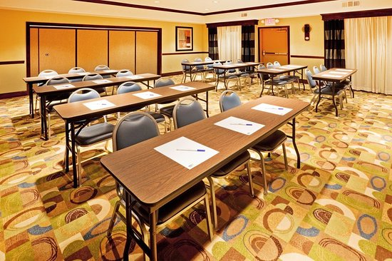 Holiday Inn Express Hotel & Suites Pauls Valley: Meeting room