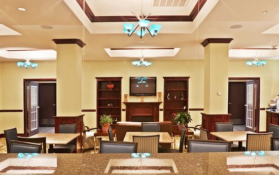 Holiday Inn Express Hotel & Suites Pauls Valley: Restaurant
