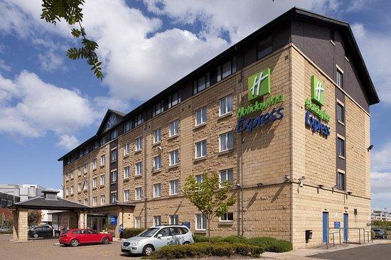 Holiday Inn Express Edinburgh Leith Waterfront Hotel Reviews