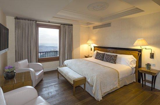Gran Hotel La Florida: Guest room