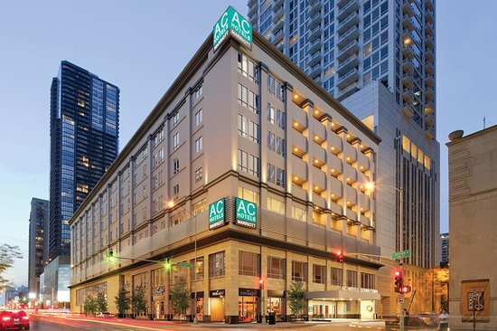 Ac Hotel By Marriott Chicago Downtown 89 9 4 Updated 2019