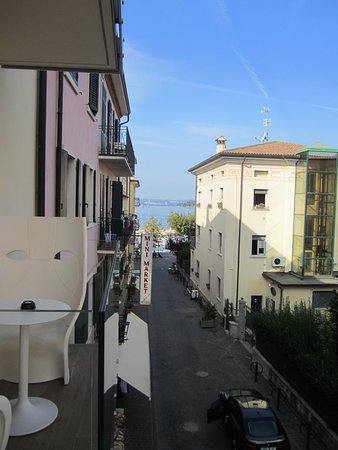 Hotel Miro: View from Room 22