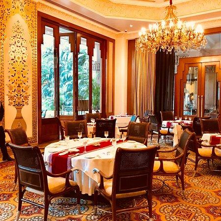 Top class restaurant