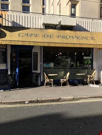 French flavours well up Drury Lane