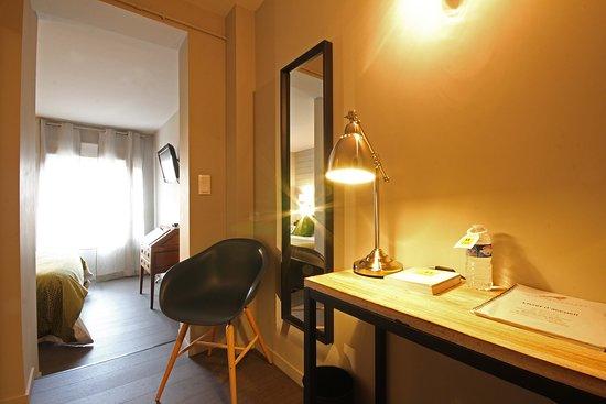 Fontenai-sur-Orne, França: Chambre Executive Hôtel-Restaurant Le Faisan Doré