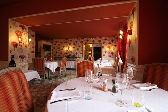 Fontenai-sur-Orne, França: Restaurant la table de Catherine - Hôtel le Faisan Doré - Argentan